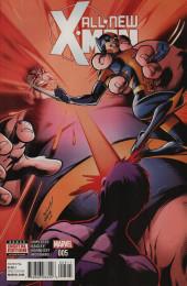 All-New X-Men (Marvel comics - 2016) -5- All-New X-Men #5