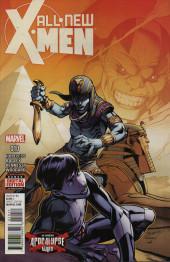 All-New X-Men (Marvel comics - 2016) -10- All-New X-Men #10