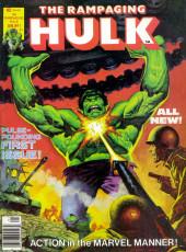 Rampaging Hulk Vol.1 (The) (Marvel Comics - 1977) -1- Issue # 1