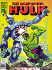 Rampaging Hulk Vol.1 (The) (Marvel Comics - 1977) -2- The Parisian Peril!
