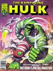 Rampaging Hulk Vol.1 (The) (Marvel Comics - 1977) -3- Return of the Metal Master!