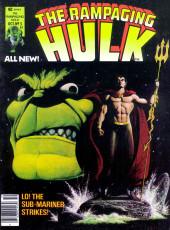 Rampaging Hulk Vol.1 (The) (Marvel Comics - 1977) -5- Lo! The Sub-Mariner Strikes!