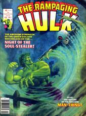 Rampaging Hulk Vol.1 (The) (Marvel Comics - 1977) -7- Night of the Soul-Stealer!