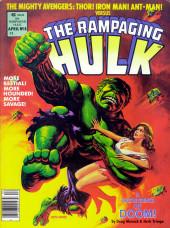 Rampaging Hulk Vol.1 (The) (Marvel Comics - 1977) -8- A Gathering of Doom!