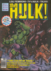 Hulk (The) (Marvel Comics - 1978) -12- The Color of Hate