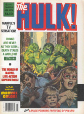 Hulk (The) (Marvel Comics - 1978) -16- Issue # 16
