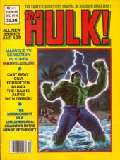Hulk (The) (Marvel Comics - 1978) -18- Issue # 18