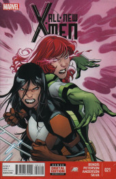 All-New X-Men (Marvel comics - 2012) -21- Issue 21