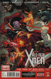 All-New X-Men (Marvel comics - 2012) -24- The Trial Of Jean Grey: Part 5 Of 6