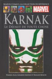 Marvel Comics - La collection (Hachette) -154116- Karnak : le défaut de toute chose