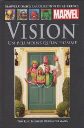 Marvel Comics - La collection (Hachette) -155119- Vision : un peu moins qu'un homme
