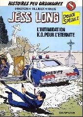 Jess Long -8- L'intimidation - K.O. pour l'éternité