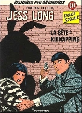 Jess Long -10- La bête - Kidnapping