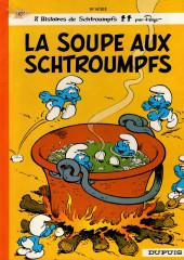 Les schtroumpfs -10a1987- La soupe aux Schtroumpfs