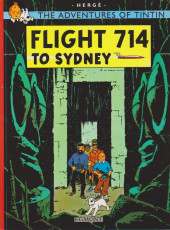 Tintin (The Adventures of) -22e2004- Flight 714 to Sydney