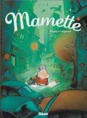Mamette -1a2016- Anges et pigeons