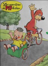 Pif le chien (3e série - Vaillant) -Rec04- Recueil n°4 (du N°36 au N°41)