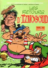 Iznogoud -24b2008- Les retours d'Iznogoud