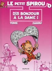 Le petit Spirou -1c2013- Dis bonjour à la dame !