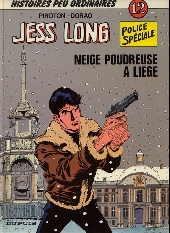 Jess Long -12- Neige poudreuse à Liège
