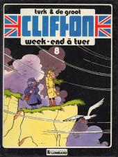 Clifton -8a1987- Week-end à tuer