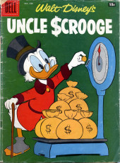 Uncle $crooge (1) (Dell - 1953)