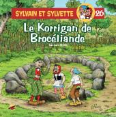 Sylvain et Sylvette (Éditions P'tit Louis) -26- Le Korrigan de Brocéliande