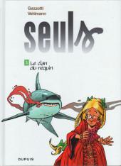 Seuls -3a2010- Le clan du requin