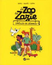 Le zoo de Zazie -1- Drôles de zèbres