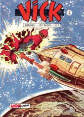 Vick -9- Les éboueurs du ciel