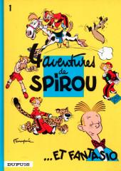 Spirou et Fantasio -1d2005- 4 aventures de Spirou ...et Fantasio