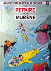 Spirou et Fantasio -9été2019- Le repaire de la murène