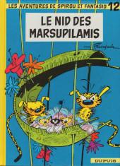 Spirou et Fantasio -12b1992- Le nid des marsupilamis