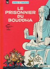 Spirou et Fantasio -14b1989- Le prisonnier du Bouddha