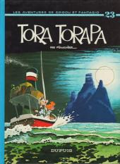 Spirou et Fantasio -23a1991- Tora Torapa