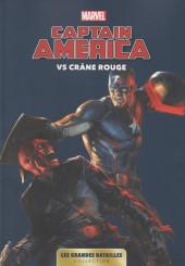 Marvel - Les Grandes Batailles -9- Captain America VS Crâne Rouge