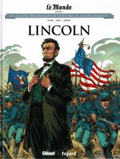 Les grands Personnages de l'Histoire en bandes dessinées -34- Lincoln