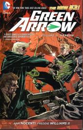 Green Arrow (2011) -INT03- Harrow