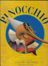 (AUT) Mattotti, Lorenzo - Pinocchio