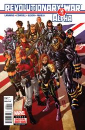 Revolutionary War (Marvel Comics - 2014) -01- Revolutionary War: Alpha