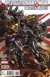 Revolutionary War (Marvel Comics - 2014) -04- Revolutionary War: Death's Head II