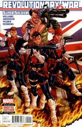 Revolutionary War (Marvel Comics - 2014) -05- Revolutionary War: Supersoldiers