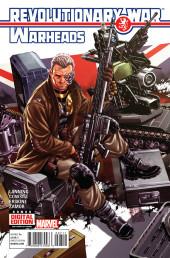 Revolutionary War (Marvel Comics - 2014) -07- Revolutionary War: Warheads