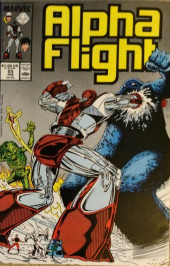 Alpha Flight (Marvel comics - 1983) -55- Identity Crisis!