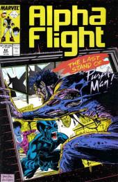 Alpha Flight (Marvel comics - 1983) -62- A Real Gone Daddy!