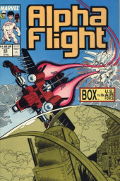 Alpha Flight (Marvel comics - 1983) -63- Technomancer