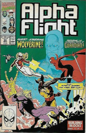 Alpha Flight (Marvel comics - 1983) -90- Building Blocks (Part 4): Strength