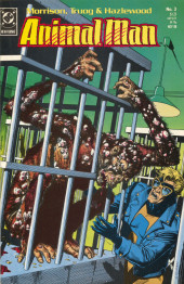 Animal Man Vol.1 (DC comics - 1988) -3- The Nature of the Beast