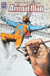 Animal Man Vol.1 (DC comics - 1988) -5- The Coyote Gospel