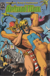 Animal Man Vol.1 (DC comics - 1988) -4- When We All Lived in the Forest